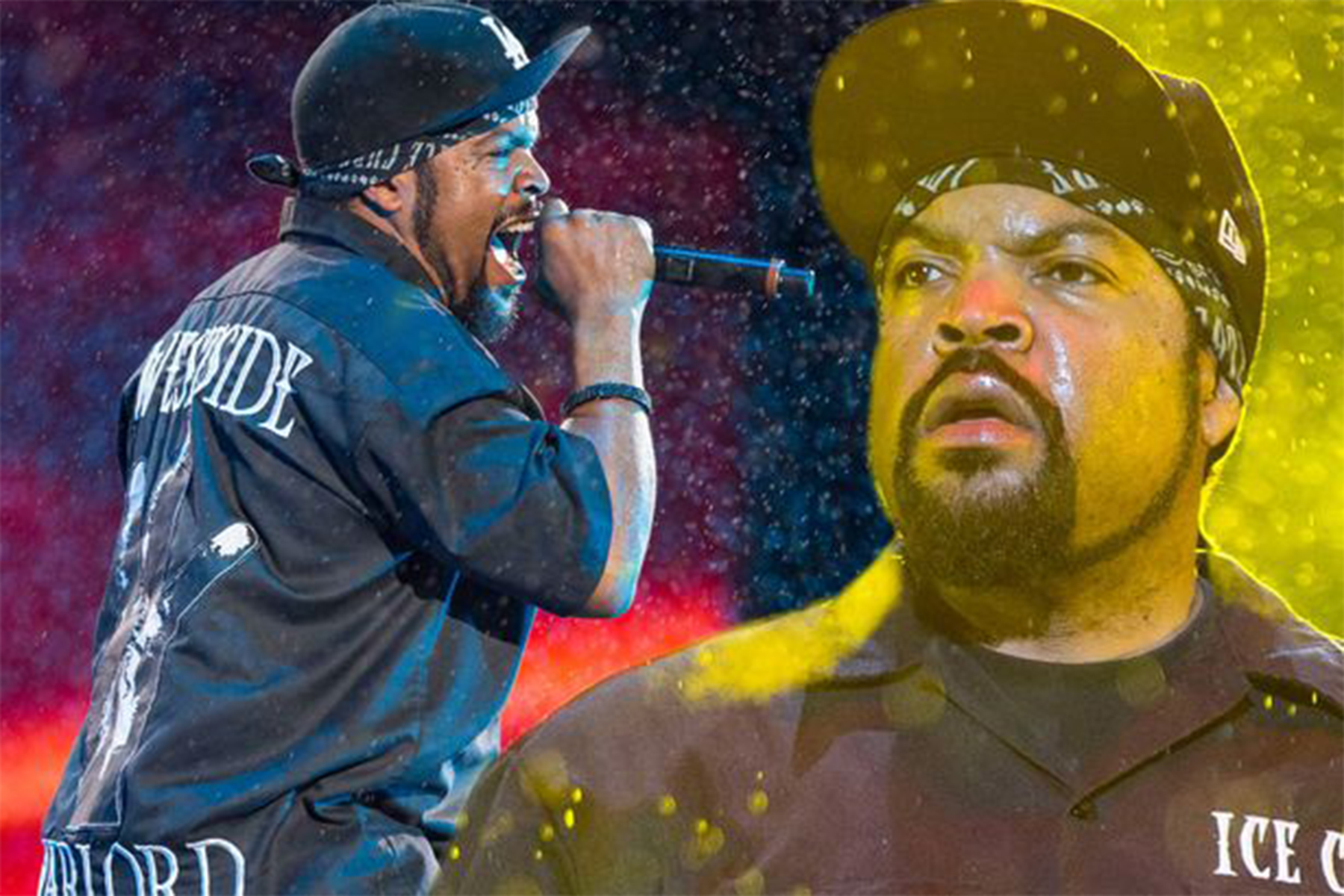 Hire Ice Cube