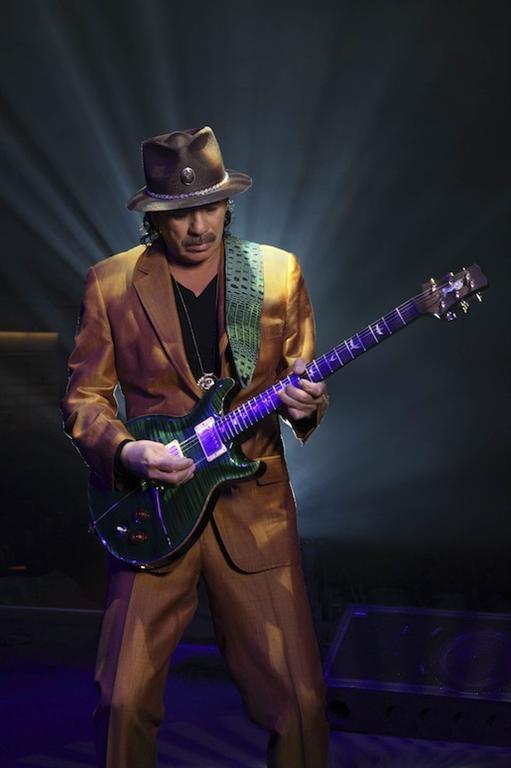 Carlos Santana Booking