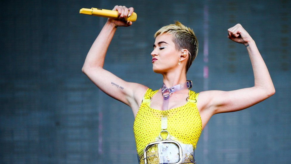 Katy Perry, Best Pop Artist for Events