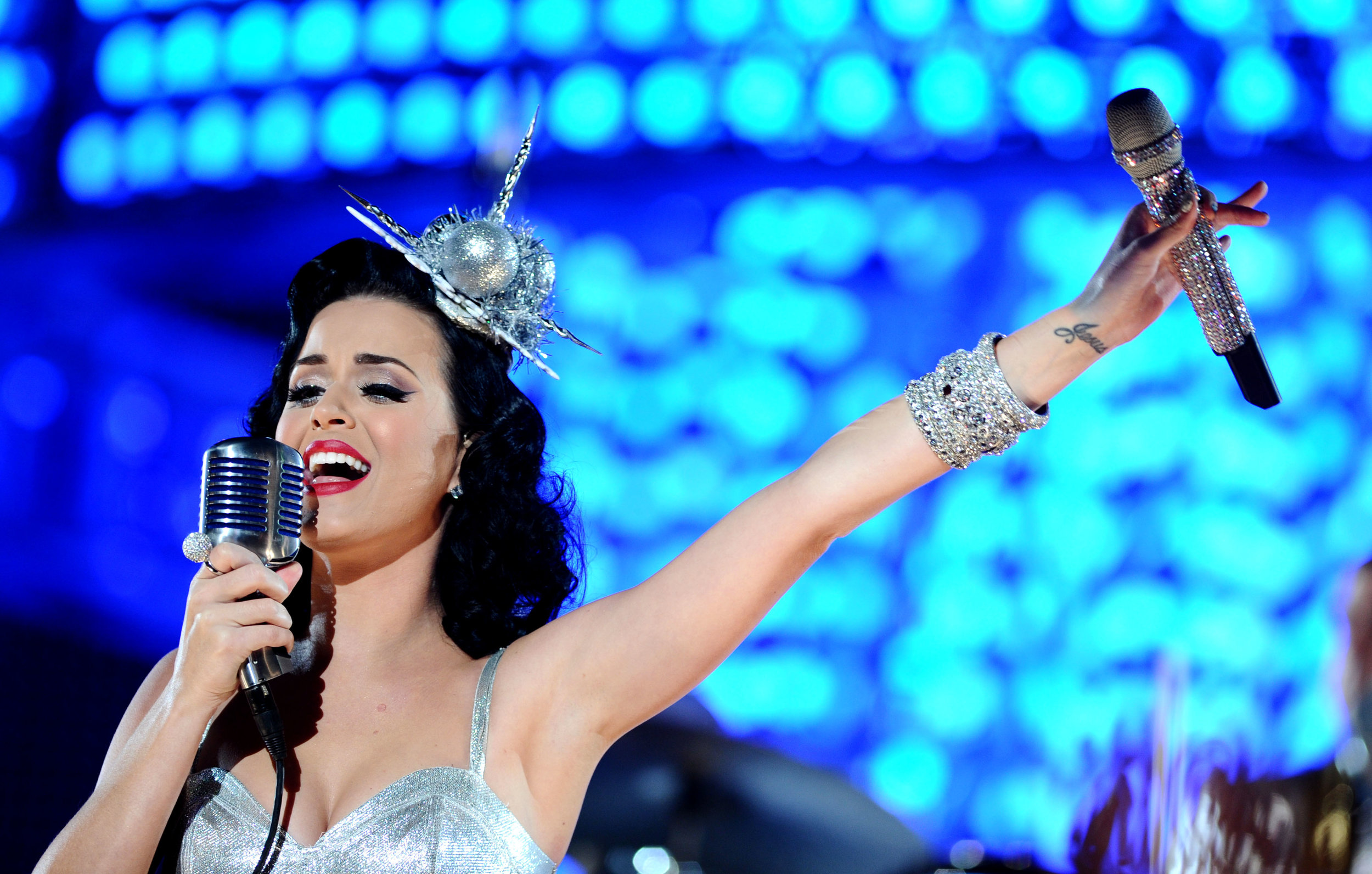 Katy Perry Booking