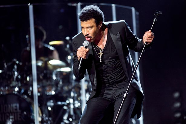 Lionel Richie Booking