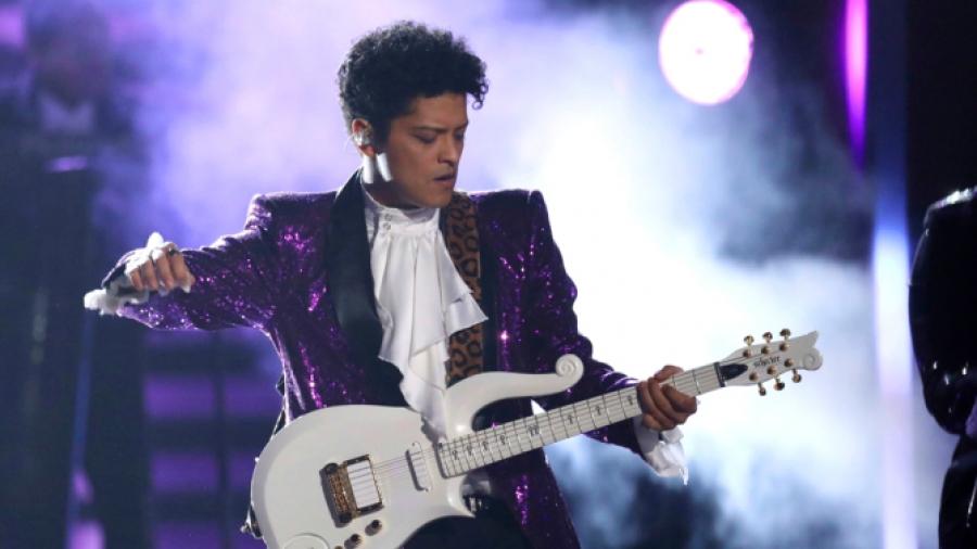 Bruno Mars Booking