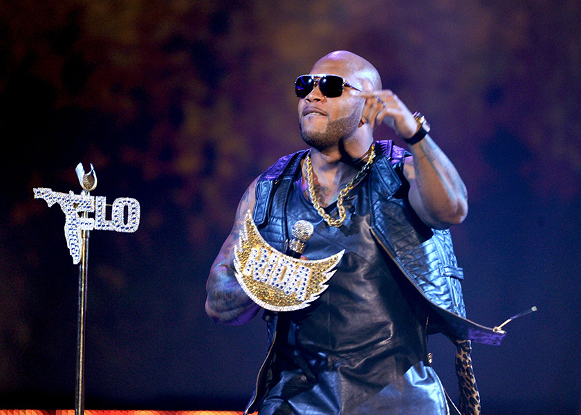 Hire Flo Rida for Corporate Events
