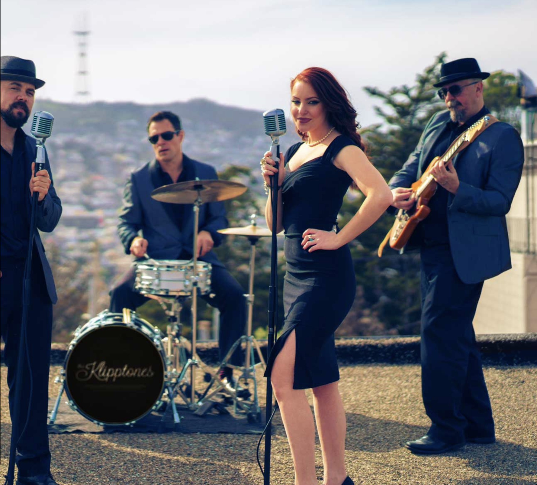 The Klipptones Jazz Band for Events Bay Area
