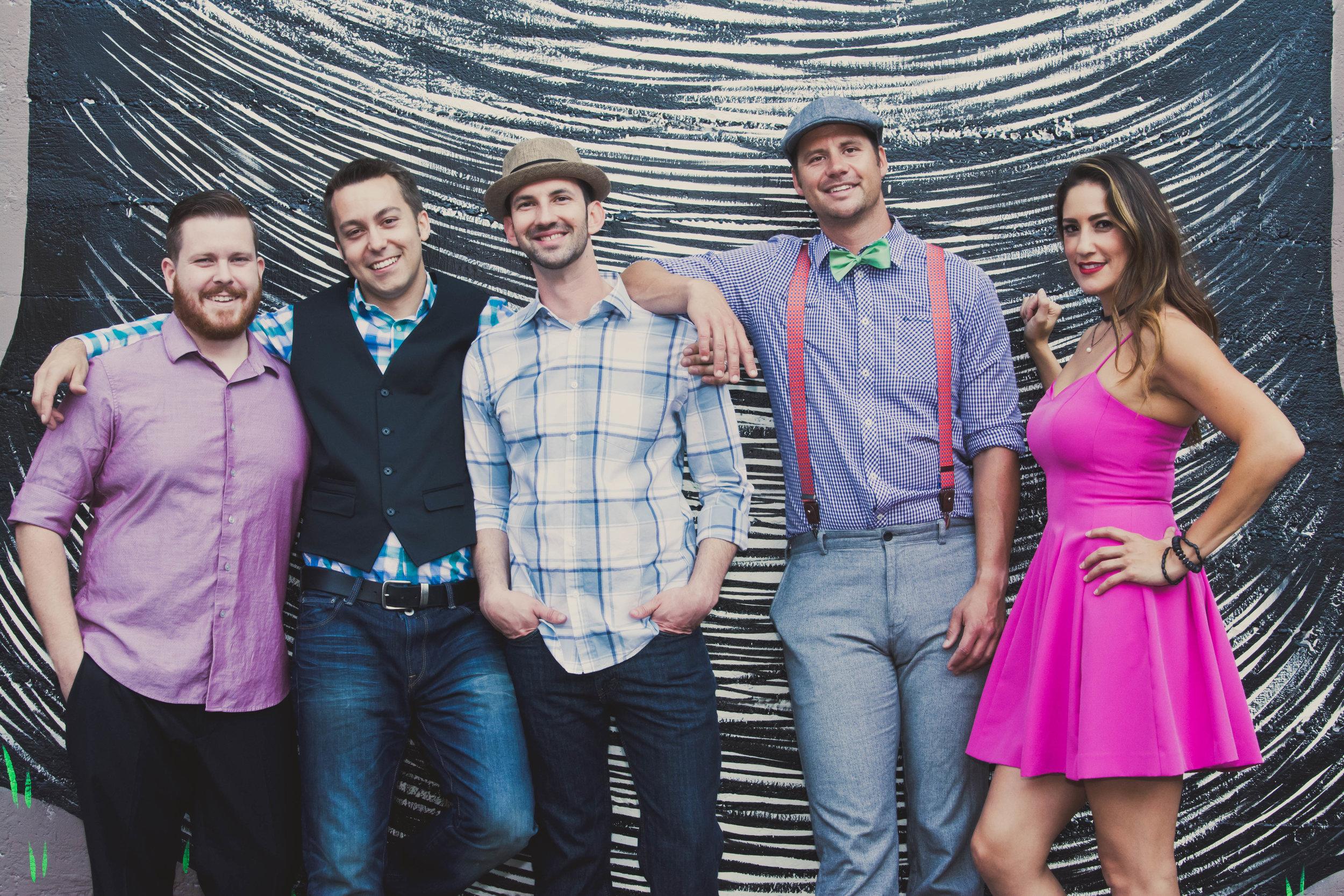 Sacramento's Top Cover Band