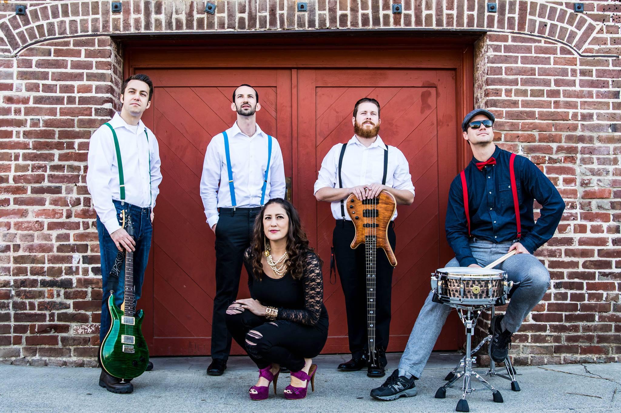 Hire Popular Demand, Sacramento's Top Cover Band