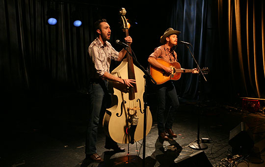 Top Country Band, The Easy Leaves