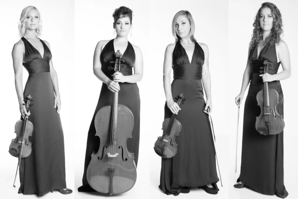Electa Quartet Booking for Weddings