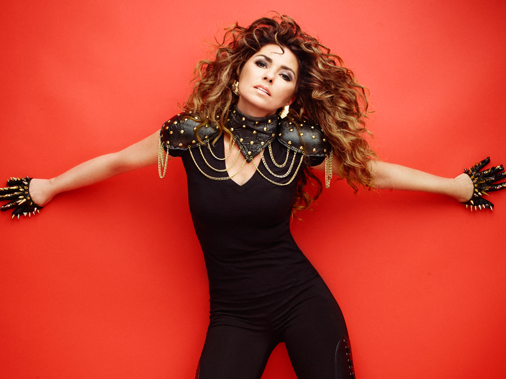Hire Shania Twain for Events