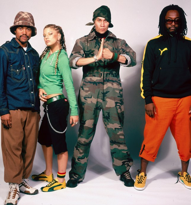 Black Eyed Peas for Events