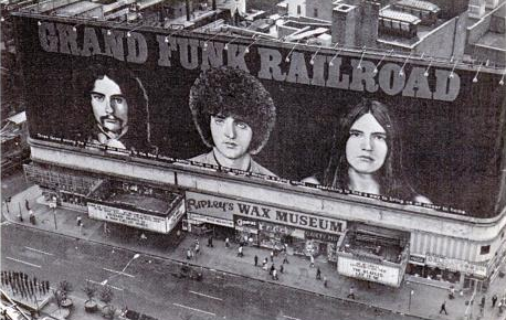 Grand Funk Railroad Booking for Events