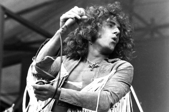 Hire Roger Daltrey of The Who
