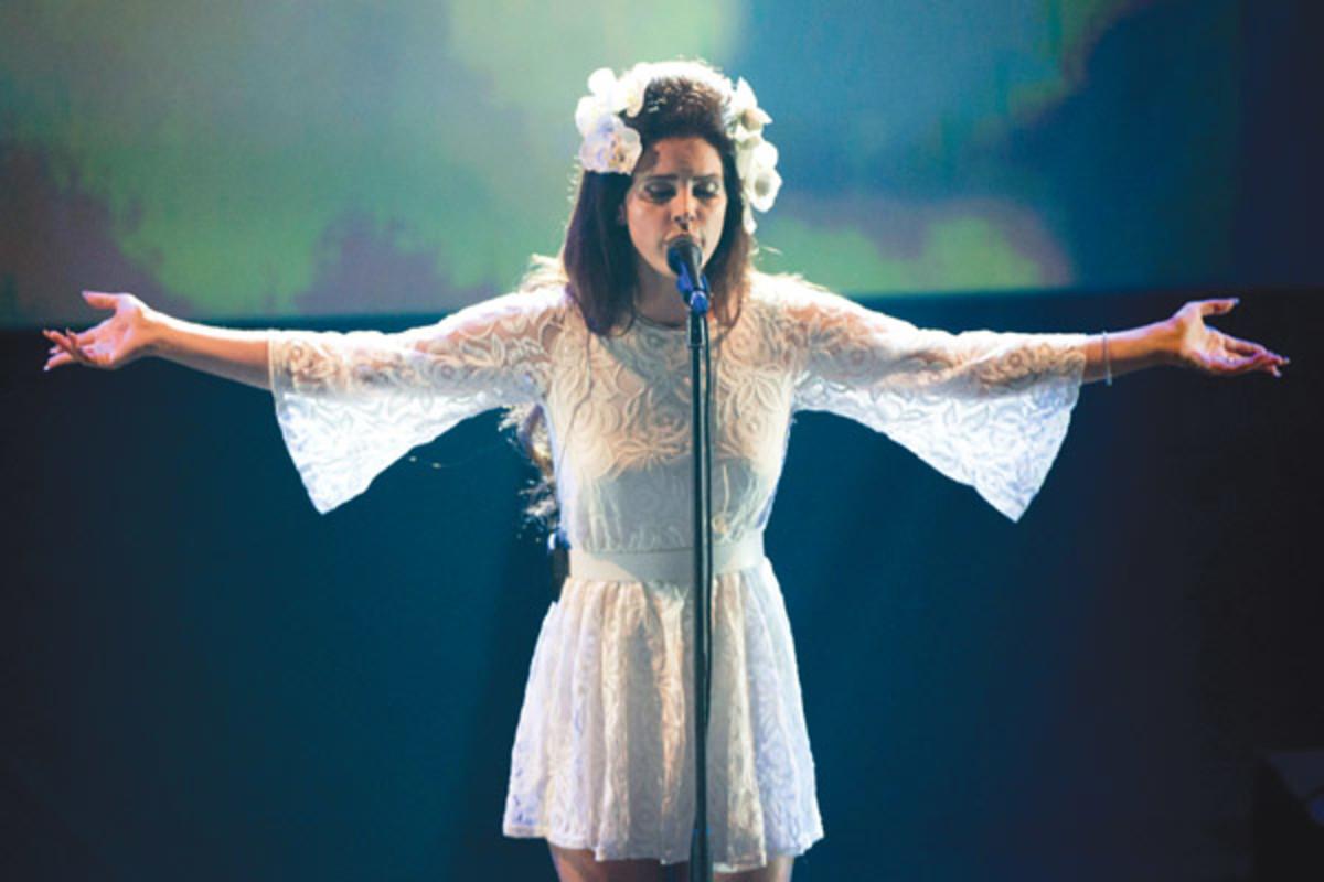 Hire Lana Del Rey
