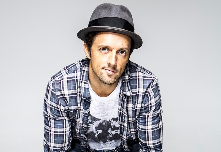 Jason Mraz Booking