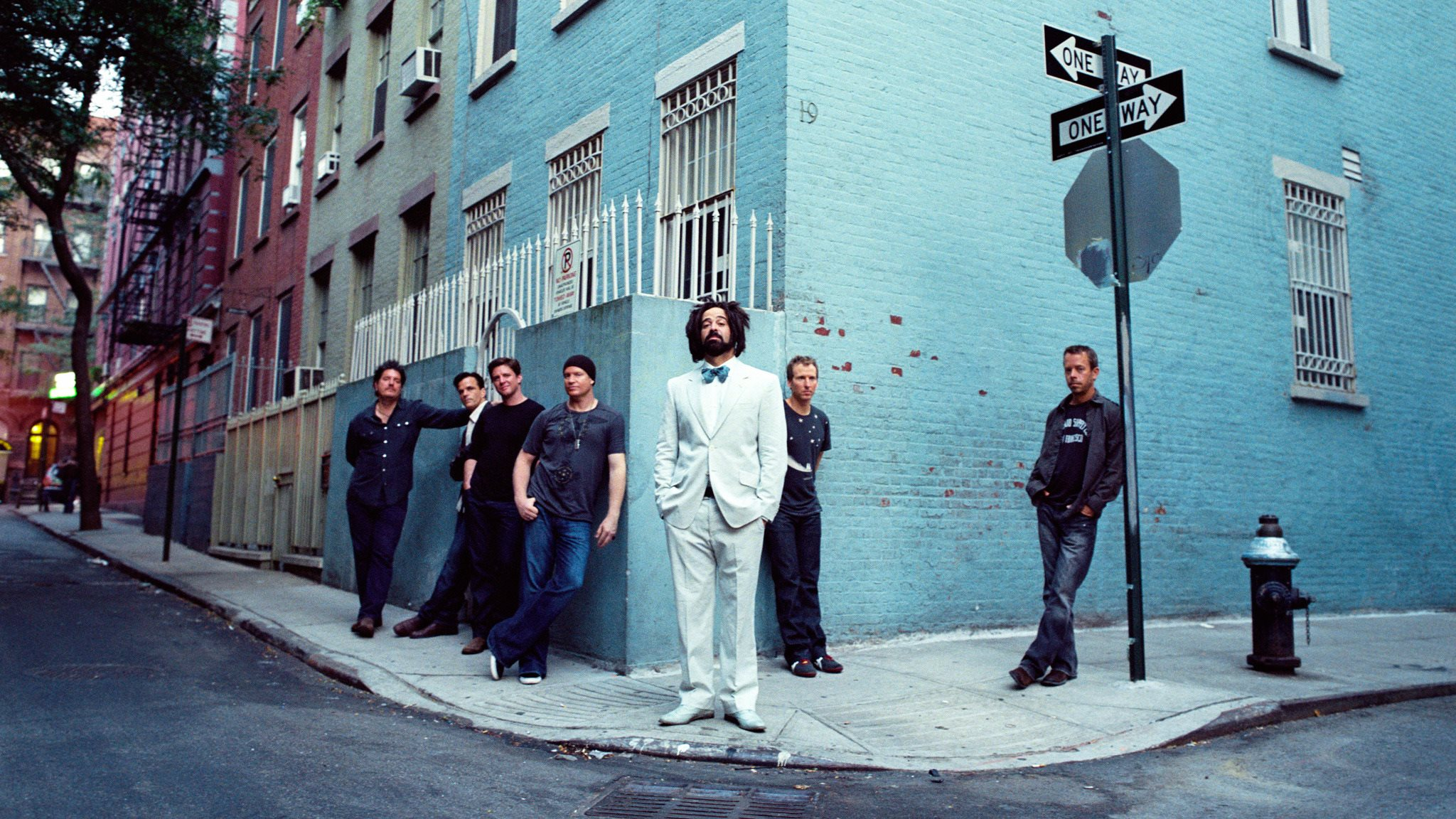 Counting Crows Booking