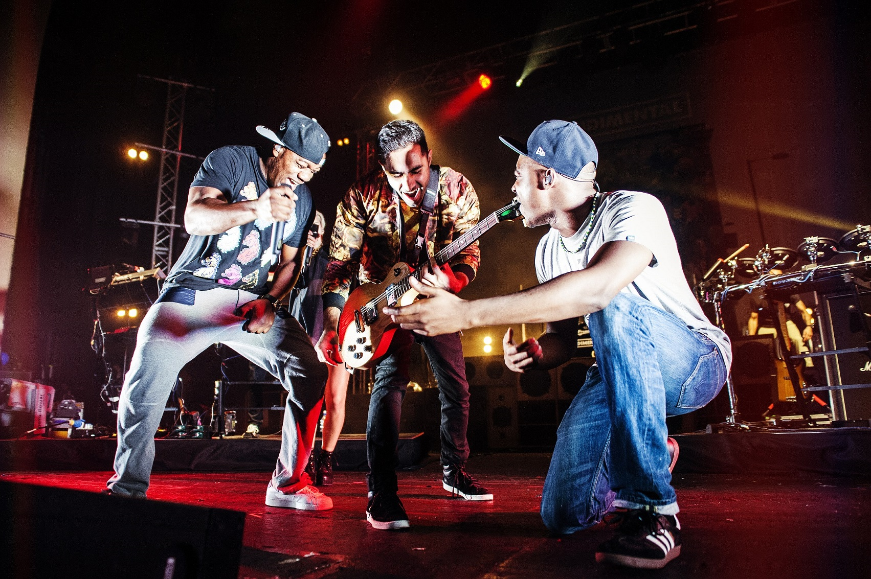 Hire Rudimental for Events