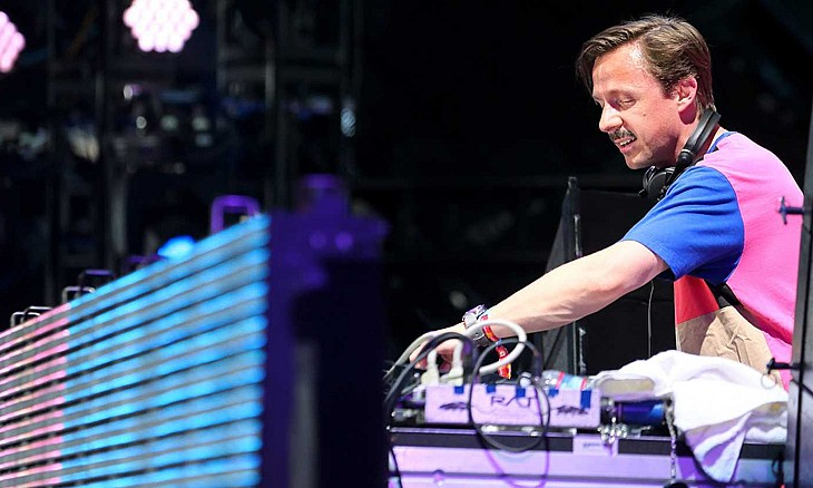 Hire Martin Solveig for Events