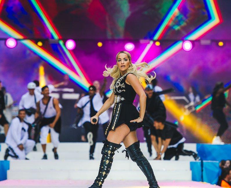 Rita Ora for Events