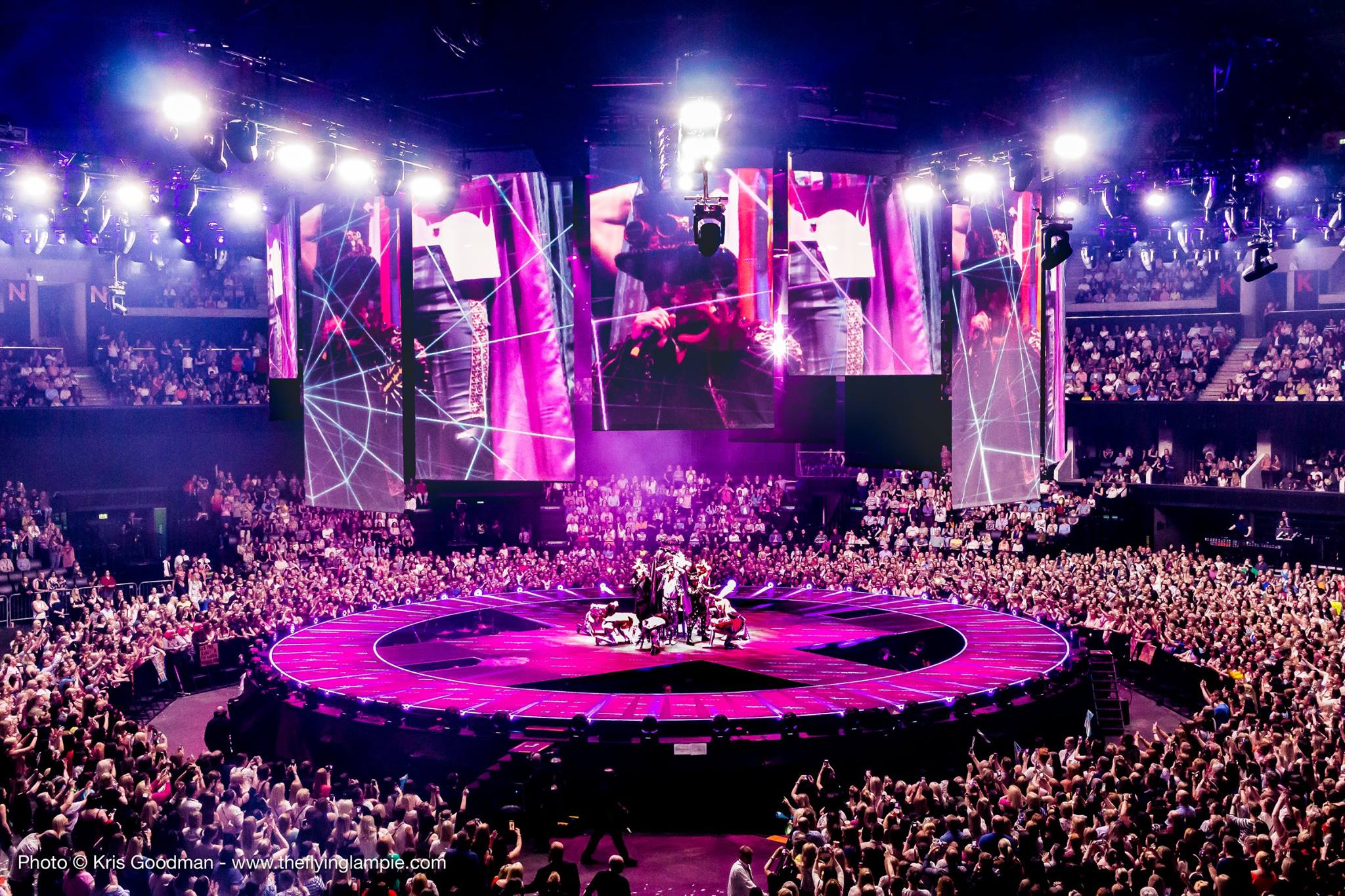 Hire Take That for Events