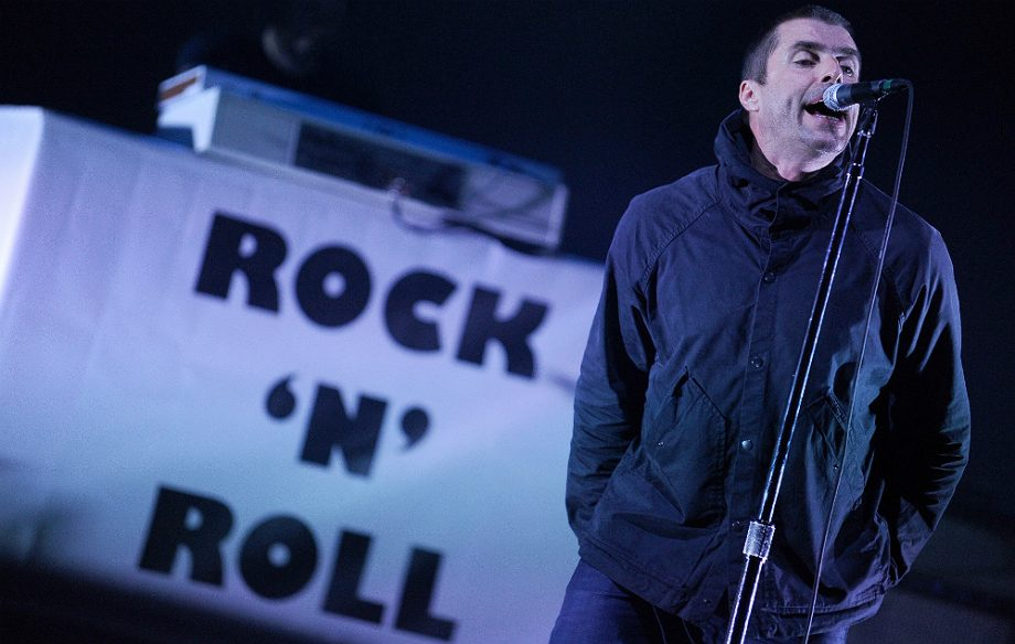 Hire Liam Gallagher for Events