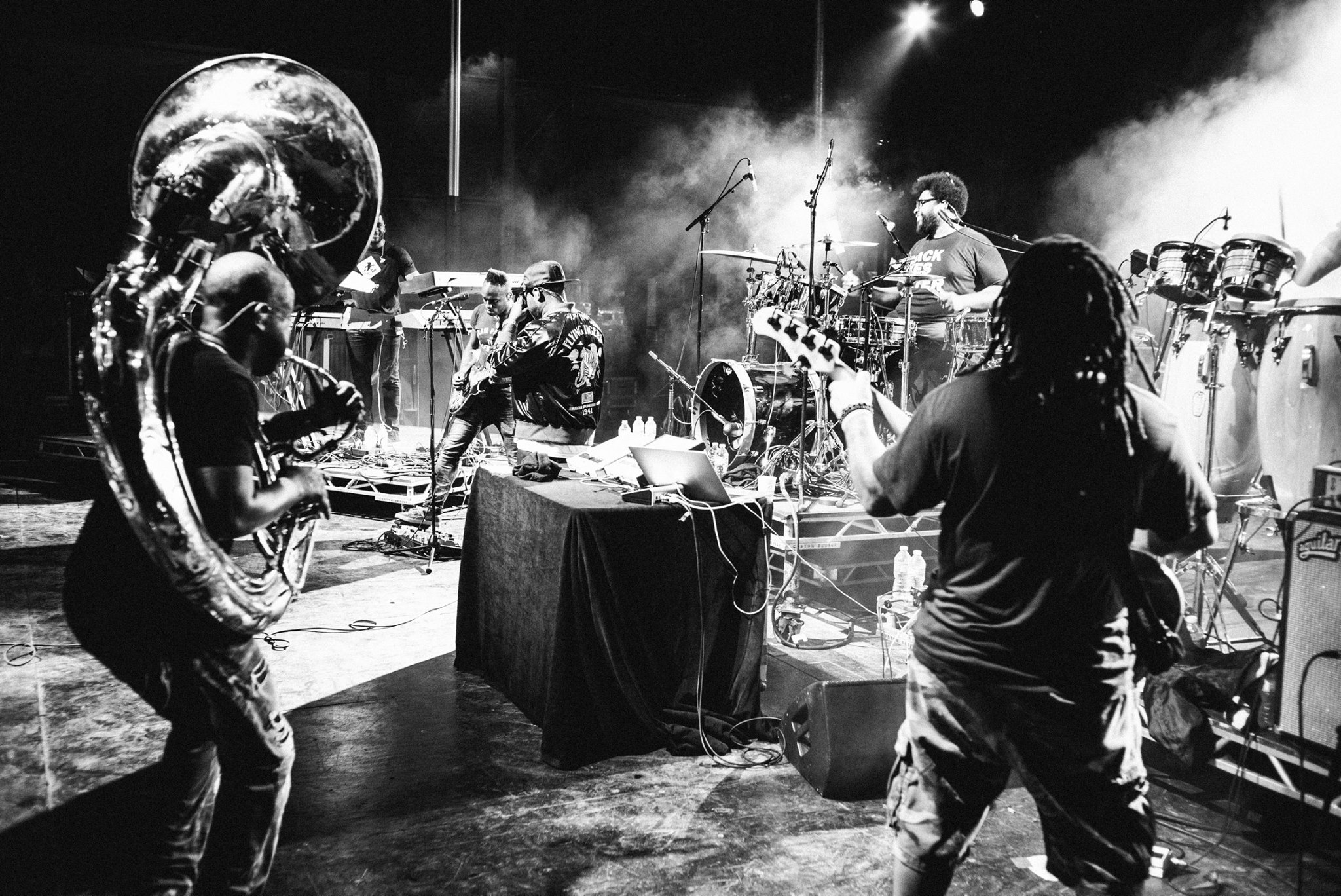 The Roots Booking