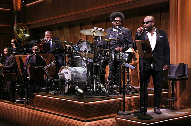 The Roots, Best Rhythm & Blues Band New York