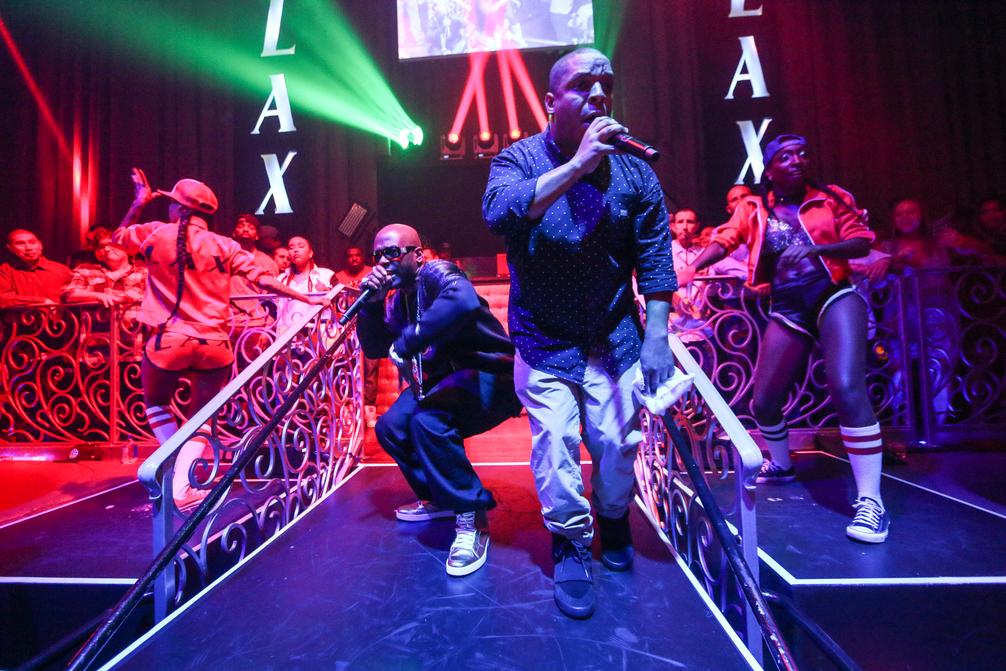 Best 90's Hip-Hop Artists