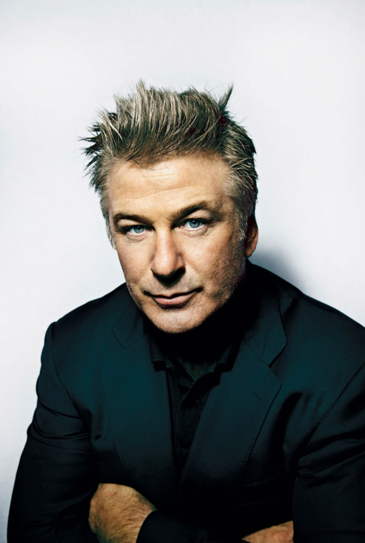 Alec Baldwin Booking