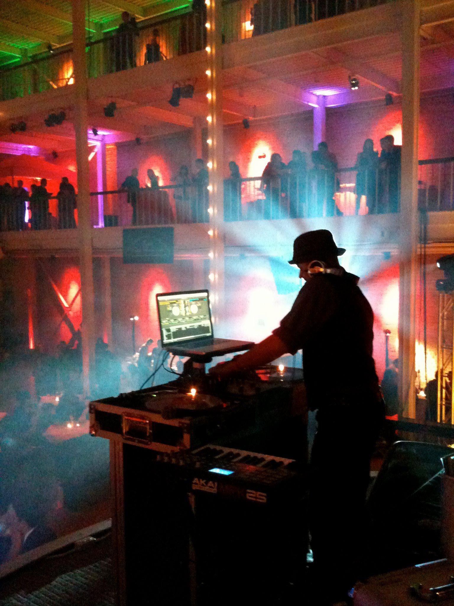 Top DJ's Bay Area