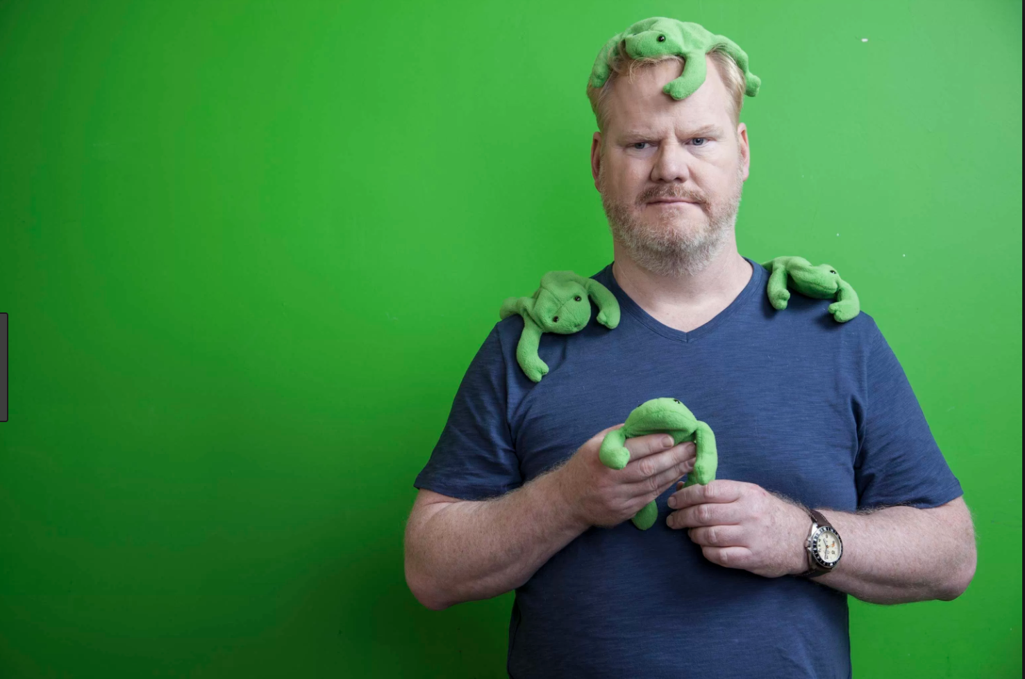 Hire Jim Gaffigan for Events