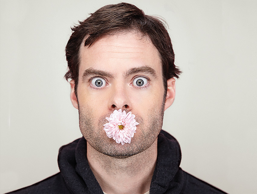 Bill Hader Booking