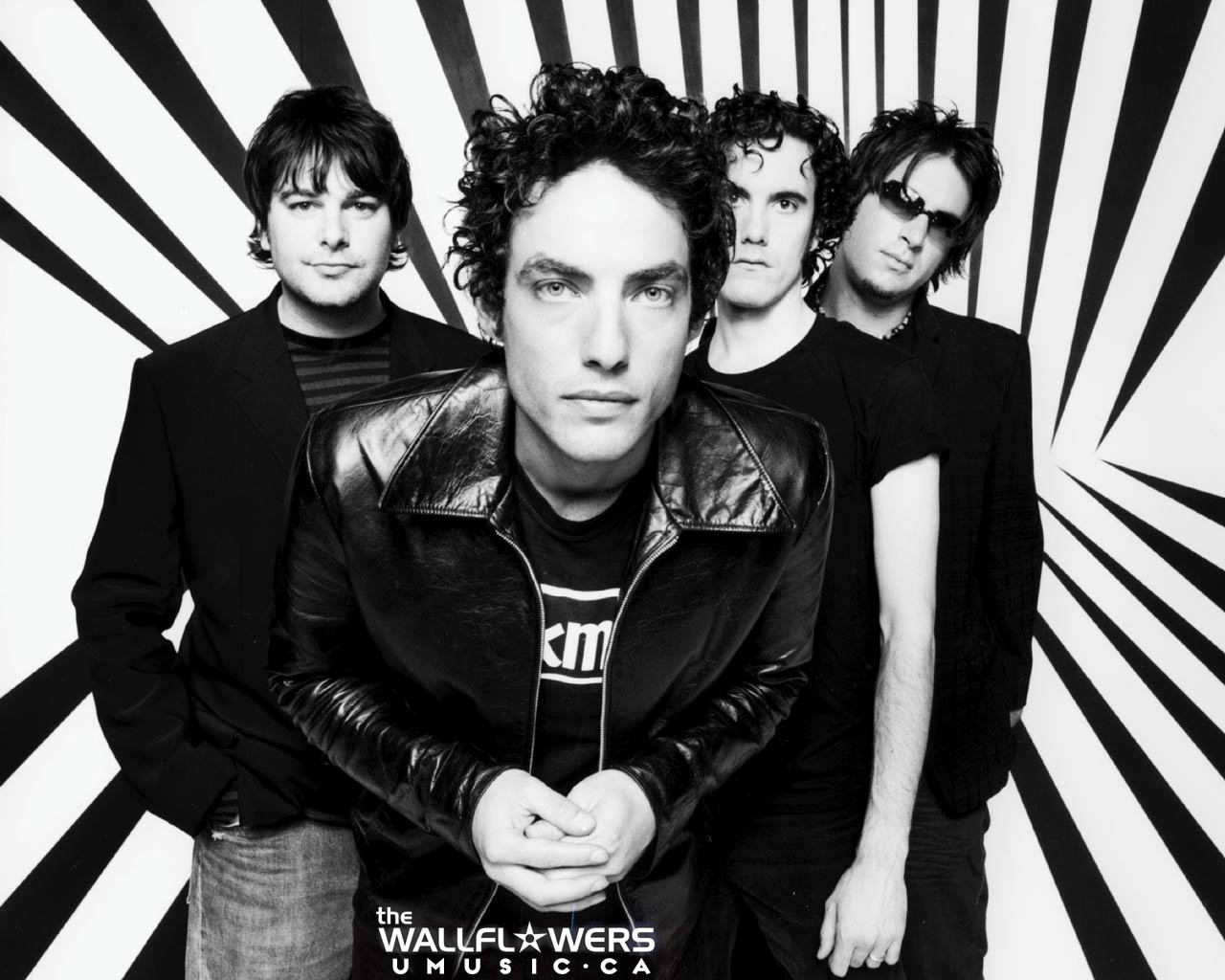The Wallflowers Booking
