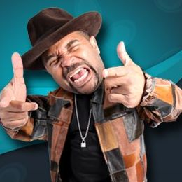 Hire Sir Mix-A-Lot for Corporate Events