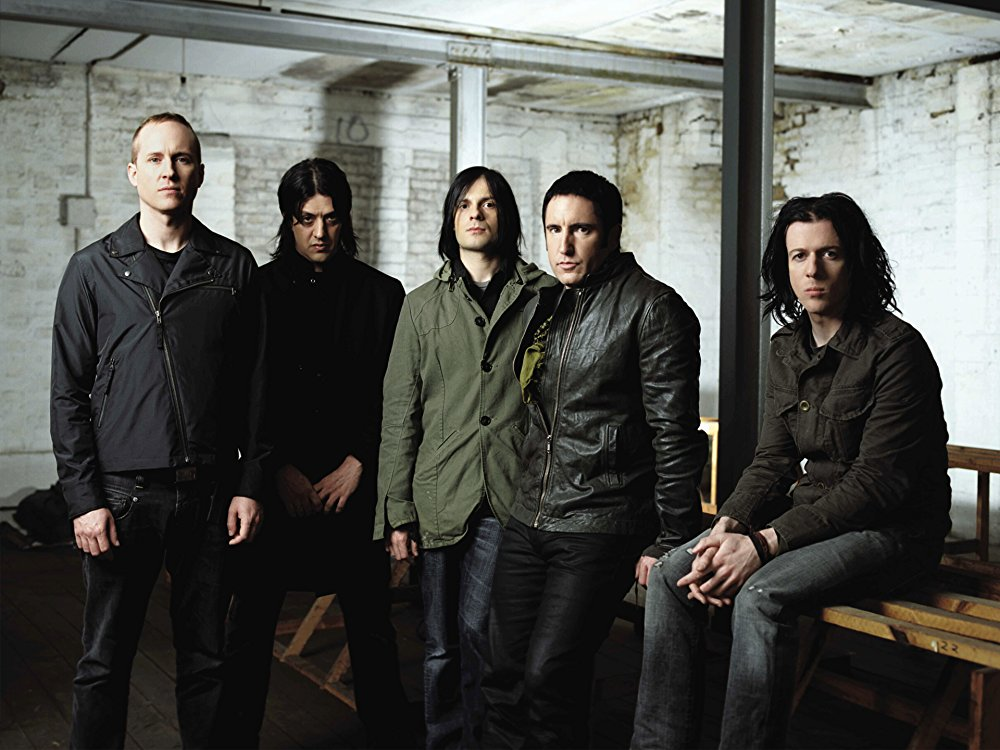 Nine Inch Nails Booking