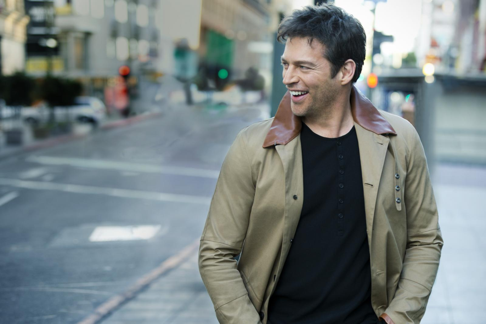 Harry Connick Jr Booking