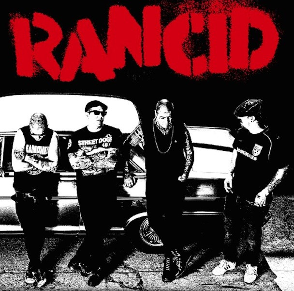 Rancid Booking