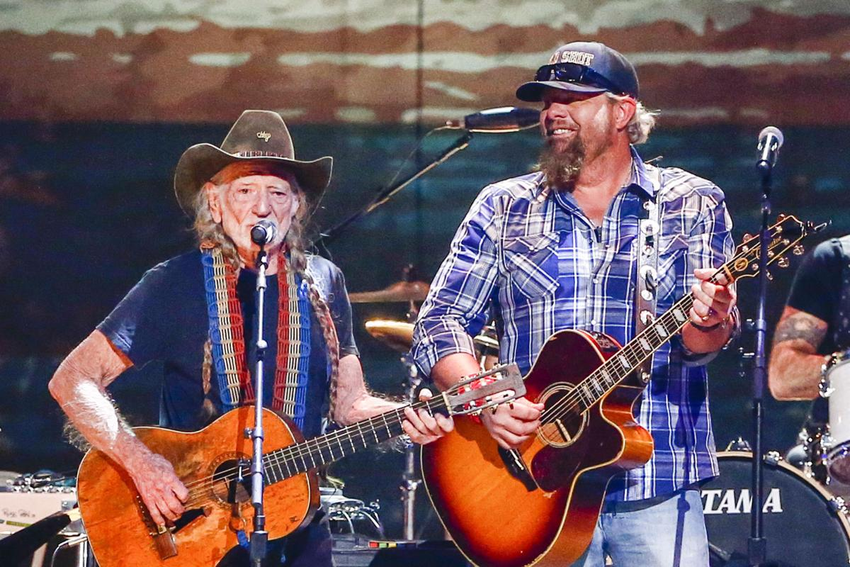 Hire Toby Keith