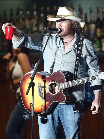 Toby Keith Booking