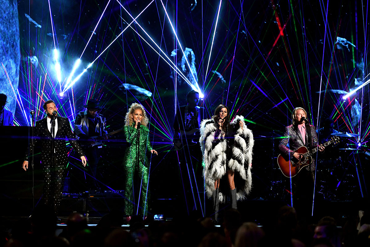 Hire Little Big Town
