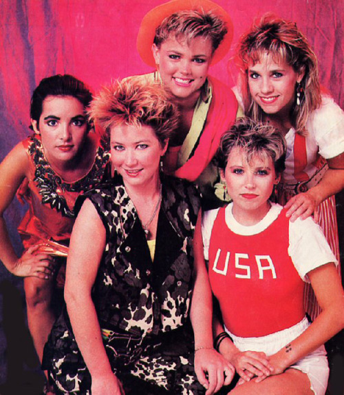 The Go-Go's Booking