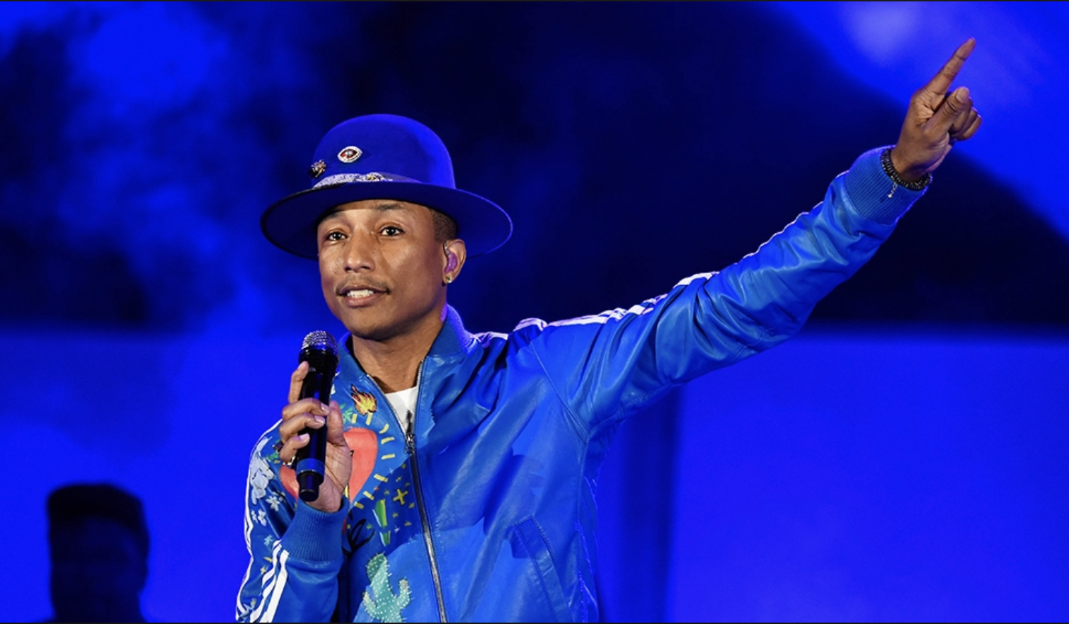 Hire Pharrell Williams for Events