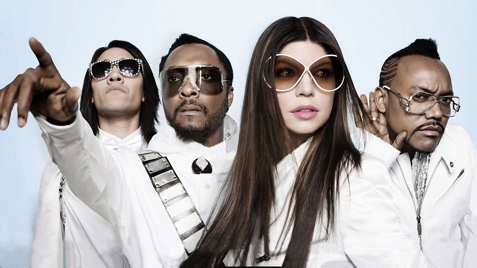 Black Eyed Peas Booking