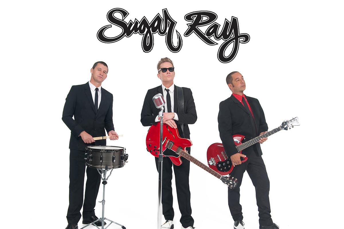 Hire Sugar Ray