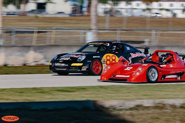 Radical taking over a Porsche. #race #racecar #racing #performance #speed #motorsport #track #instacar #instacars #auto #autos #exotics #horsepower #carporn #sports #supercar #supercars #lamborghini #ferrari #audi #porsche #astonmartin #exotic #cas2017 #chicago #lotus #ford #fordgt #gt