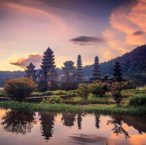 We love Bali.