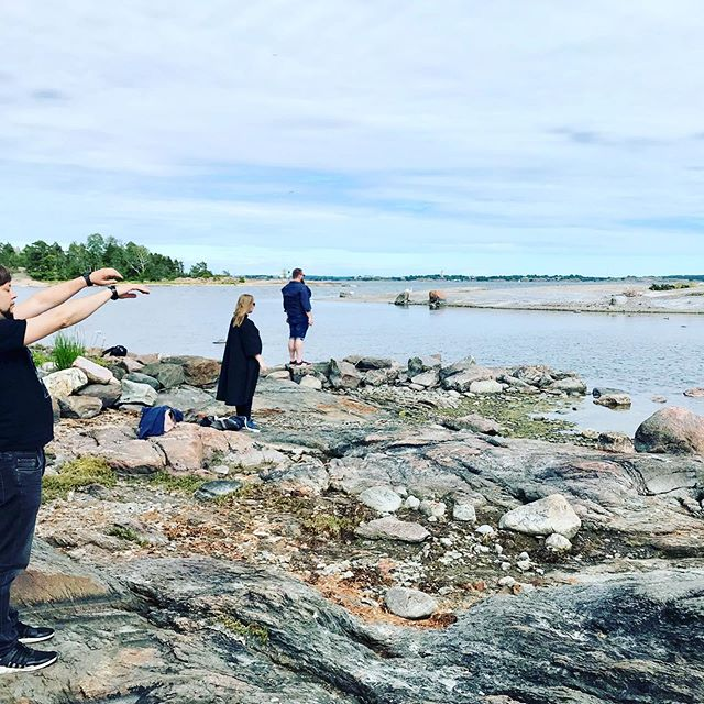 Such a beautiful nature singing day in Pihlajasaari, Helsinki, today. Sun, seawind and summer sounds by the shore and in the forest.  #soundbynature #sea #summerwisheswinterdreams #luontolaulu #forestsoundwalk #myhelsinki #visitfinland