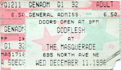 Godflesh 1996