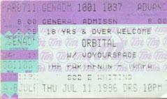 Orbital 1996