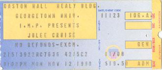 Julee Cruise 1990