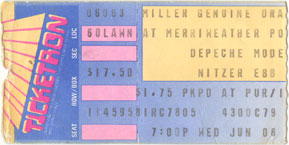 Depeche Mode 1990